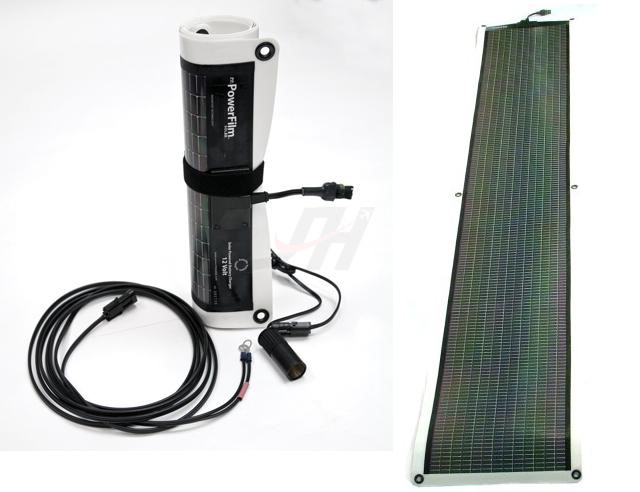 Rollable 28 Watt Solar Battery Charger R-28