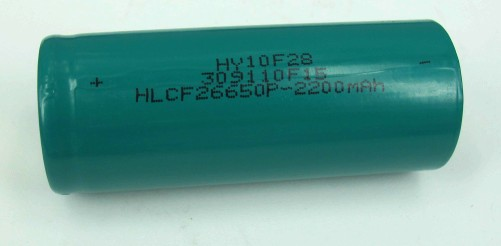 LiFePO4 Battery 2200mah 25C 3.3V