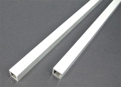Aluminium Square 3/8x3/8x 26