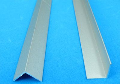 Aluminium Angle 1/2