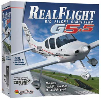 RealFlight G5.5 with InterLink 