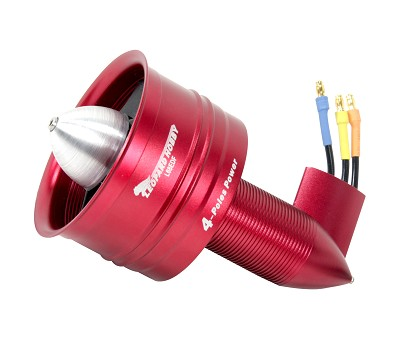 Leopard 68mm Aluminum Ducted Fan w/4370KV BL Motor 70% off