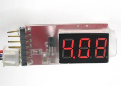 1-6S Digital LED Battery Checker