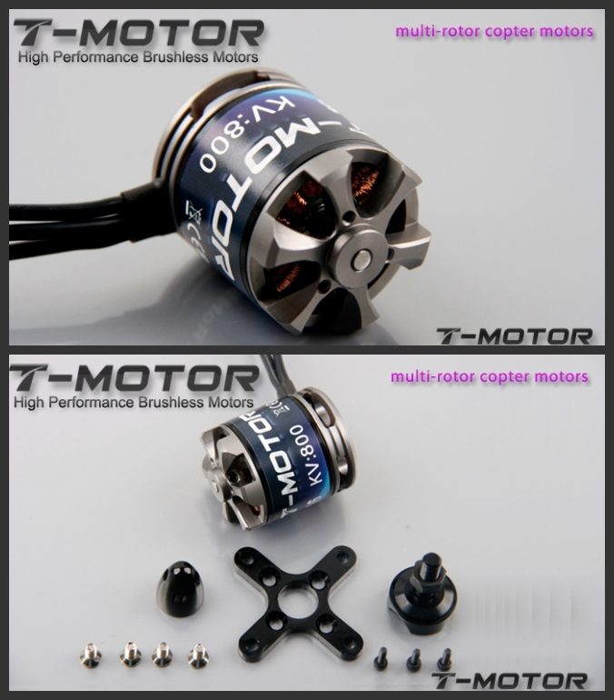 Tiger Brushless Motor MT2216-12 800KV