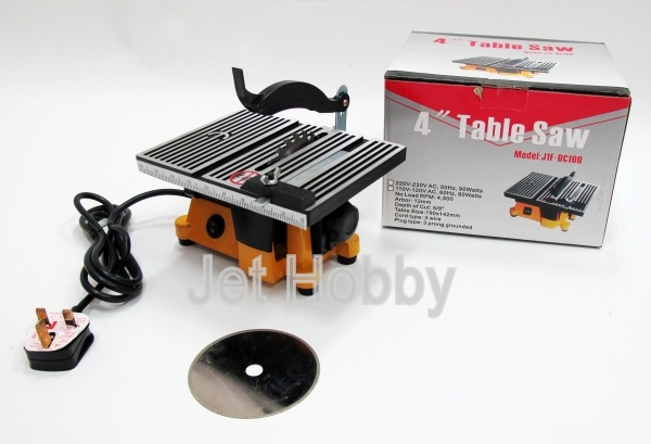 4 Mini Table Saw Hobby Crafts