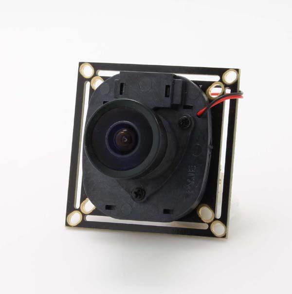 Night vision IR 1/3-inch CMOS Video Camera (PAL)