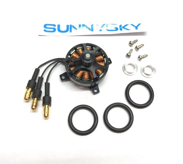 Sunnysky X2204-21  1800KV Brushless Motor