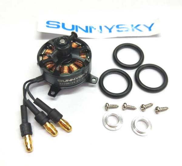 SunnySky X2206-14 1900KV Brushless Motor
